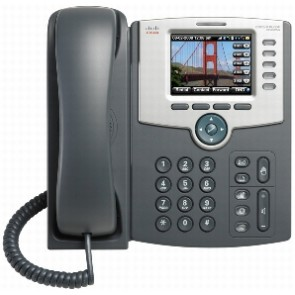 CISCO SPA 525G2 5-LINE IP PHONE .