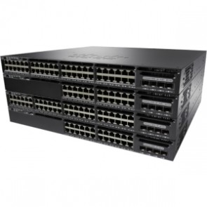 Cisco Catalyst 3650 24 Port Dat 4x1g Uplink Ip Base