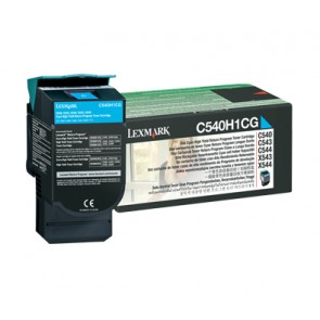 TONER CYAN HIGH YIELD RETURN P/  C540/C543/C544