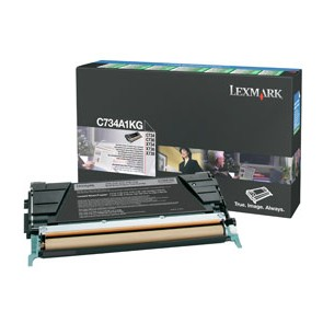 BLACK RETURN PROGRAM TONER CARTRIDGE 8K