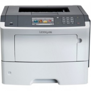 Impresora Ms610de Laser Mono 50ppm 512mb A4 Red /usd