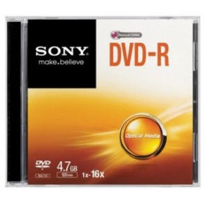 Dvd-r  16x  4.7gb . Grabable .