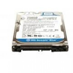 Disco Duro Interno Wd Blue 250 Gb  2.5  Sata 3gb/s 9.5mm 5400 Rpm