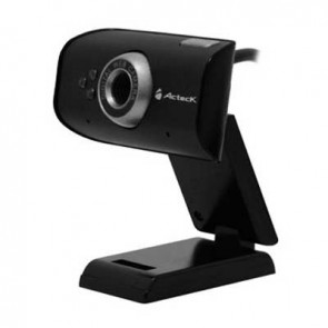 NET VIEW CAMARA WEB USB 1.3MP CON MICROFONO