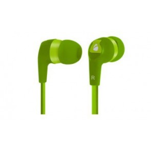 Earbuds Hi-fi Cable Plano 3. 5mm Xplotion Verde Eb-800 Acteck