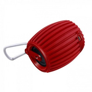 Bocina Portatil Bluetooth Xp Lotion Rojo Gr-100 Acteck
