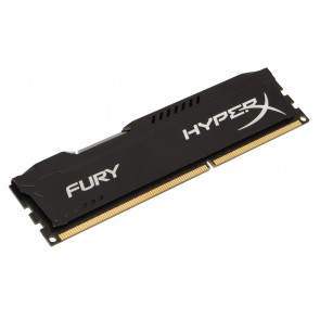 Fury 8g Dimm Ddr3-1333 Cl9 Negro