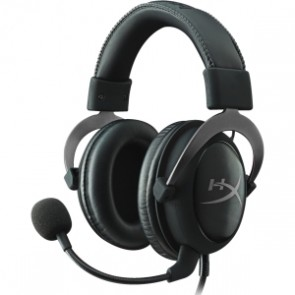 Hyperx Diadema Cloud Ii - Pro Gaming Gun Metal