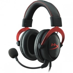 Hyperx Diadema Cloud Ii - Pro Gaming Rojo
