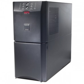NO BREAK APC SMART UPS 2200VA 120V 10OUTLET 24MIN 1/2 CARGA C/REG