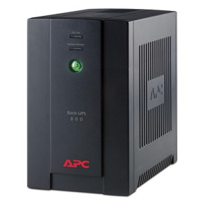 No Break Apc Back Ups Bx 800va 120v 10outlet  7 Min 1/2carga 3 Min