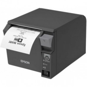 Miniprinter Tm-t70ii-113 Negr Usb/ether/fuente