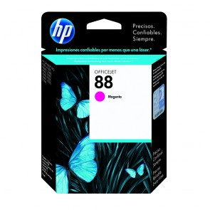 HP 88 MAGENTA OFFICEJET INK CARTRIDGE LAR