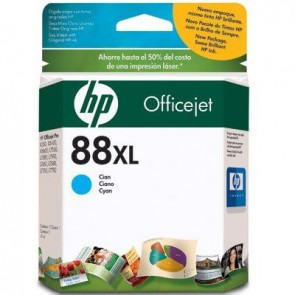 HP 88XL CYAN OFFICEJET INK CARTRIDGE LAR