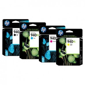 HP 940XL MAGENTA OFFICEJET INK CARTRIDGE LAR