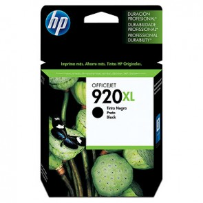 HP 920XL BLACK OFFICEJET INK CARTRIDGE LAR