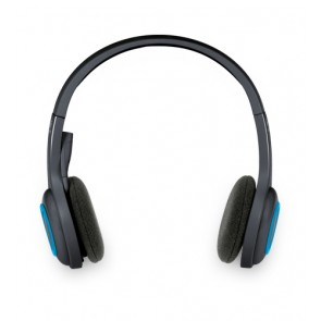 DIADEMA LOGITECH H600 WIRELESS RECARGABLE C/MICROFONO PC