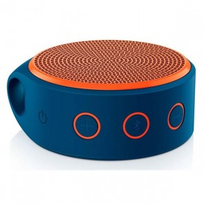 X100 Mobile Wireless Speaker No Lang Orange Lat  Bt  Retail