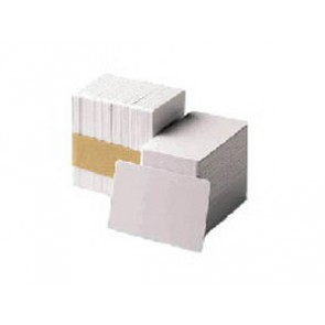 500pk 30mil Hi-co Mag Stripe Std Pvc Blank Cards