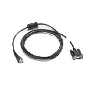 Rs232 Cable For Crd9000 Cradle .