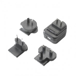 Ps 100-240 Vac/5v/1.2a W/plugs .