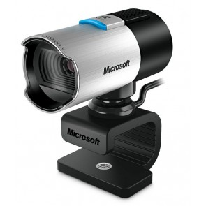 WEBCAM MICROSOFT LIFECAM STUDIO VIDEO HD 1080P WS16:9 C/MICROFONO