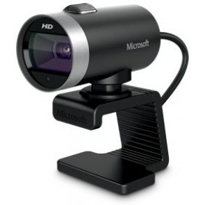Webcam Microsoft Cinema Hd Res 720p Widescreen 16:9