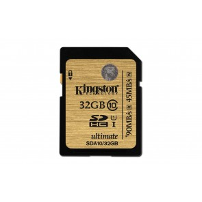 32gb Sdhc Class 10 Uhs-i Ultimate Flash Card