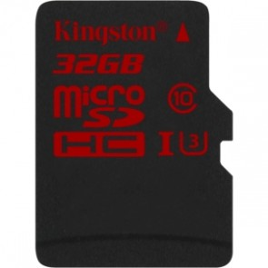 Kingston 32g Micro Sdxc Uhs-i C Clase 3 (u3) Sin Adaptador