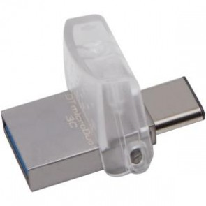 Kingston 64g Usb Micro Duo 3.0 33.1 Tipo C