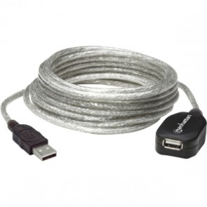 Cable Usb V2.0 Ext. Activa 4.9m