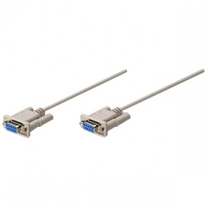 Cable Null Modem Db9h-h 1.8m 7c