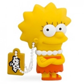 Tribe Memoria Usb 8 Gb Lisa Simpson