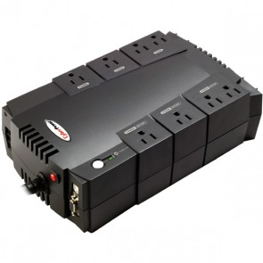 550VA CP SL UPS 8CONT TEL USB/S NO BREAK 3A#OS