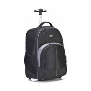 Targus Compact Rolling Backpack ?black/grey! 16