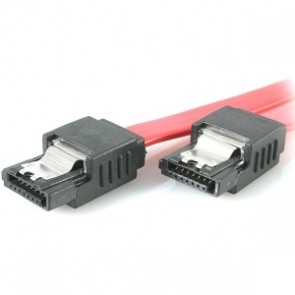 CABLE SATA 0.2M CON CIERRE LATCH SERIAL ATA