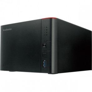 BUFFALO TERASTATION 1400 4-BAY 8 TB (4 X 2 TB) RAID NETWORK
