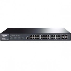 Switch Administrable De 24 Puertos Gigabit Poe L2 Jetstream